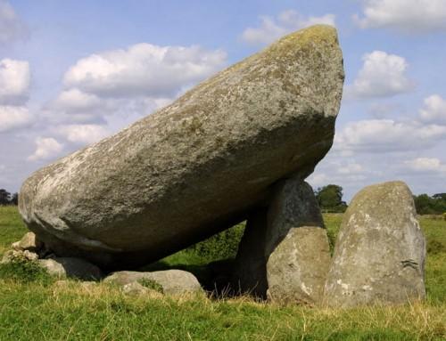 Celtic Carlow : Prehistoric Dolmens