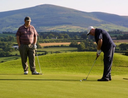 Golfing Breaks in Co. Carlow